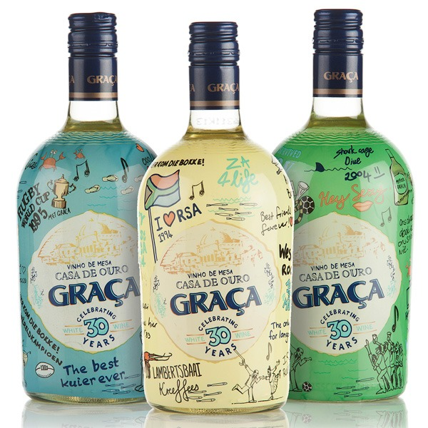 GRAÇA 30 Year Packaging
