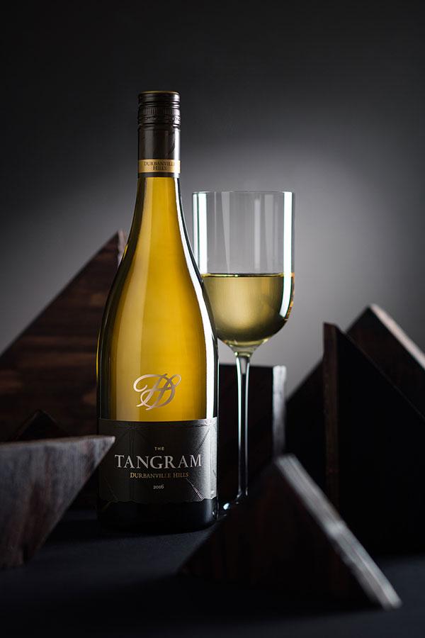 Tangram Wine Packaging