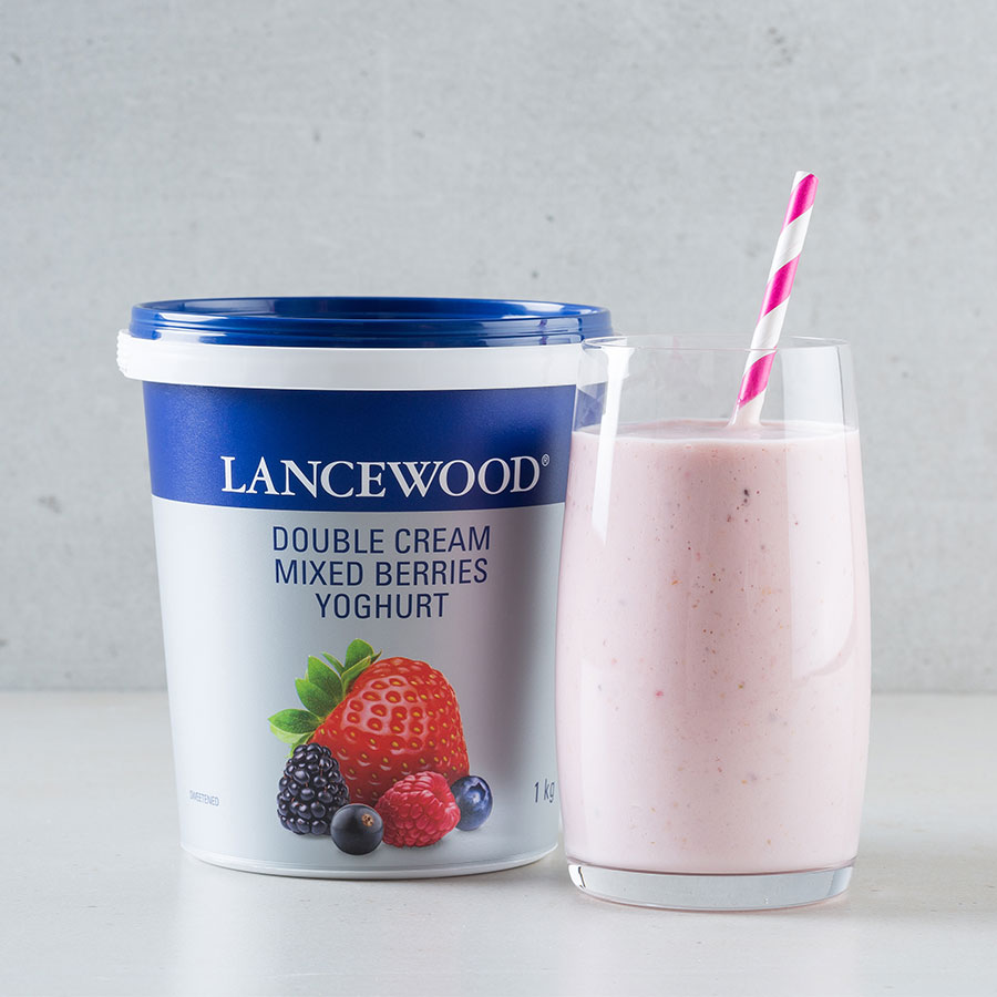 Lancewood Double Cream Yoghurt Packaging