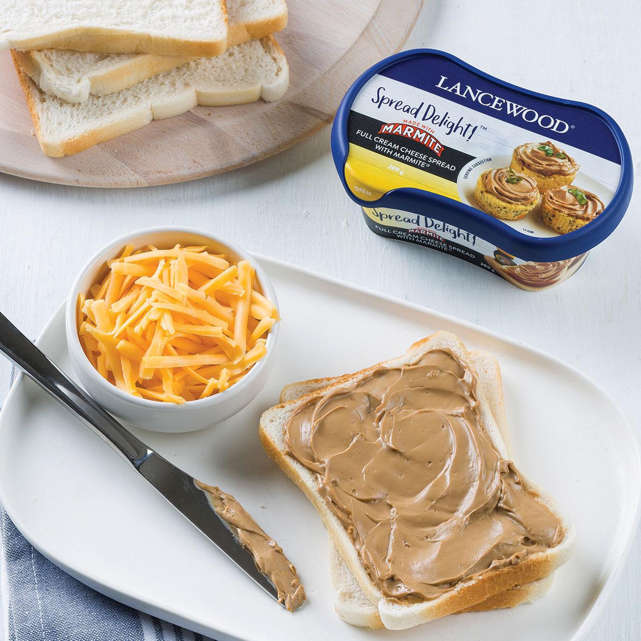 Lancewood Spread Delight Packaging, Food Packaging