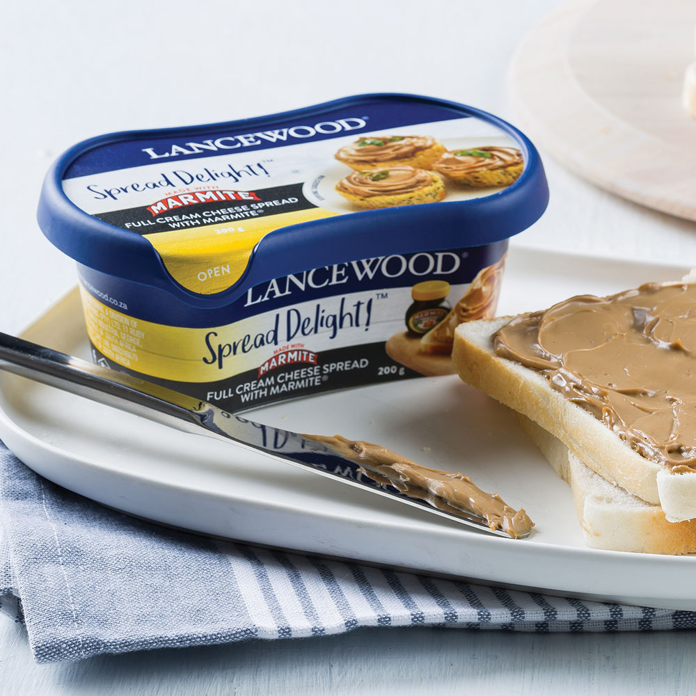 Lancewood Spread Delight Packaging, Food Packaging