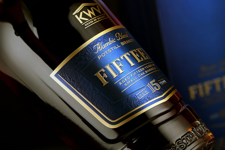 KWV Fifteen Brandy