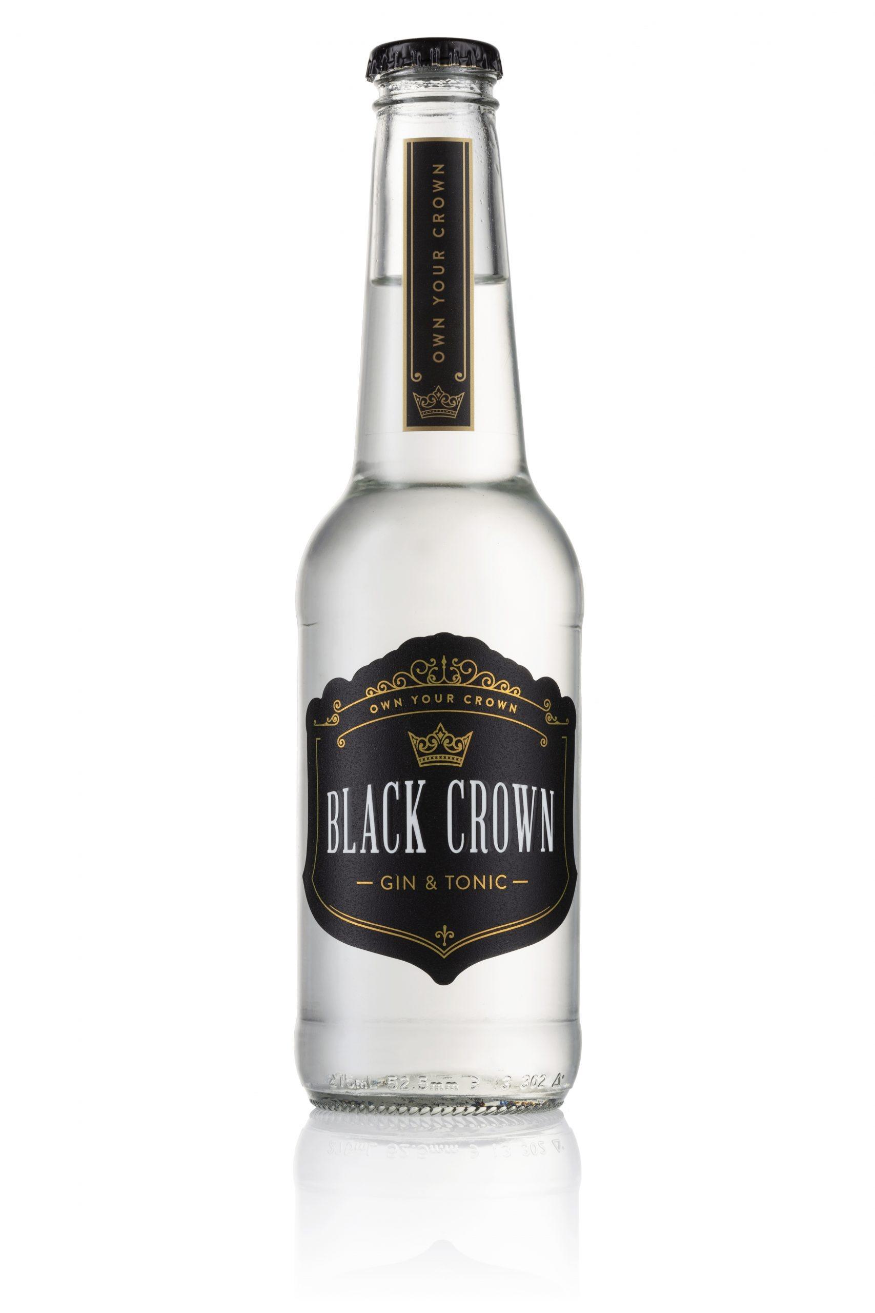 Black Crown G&T